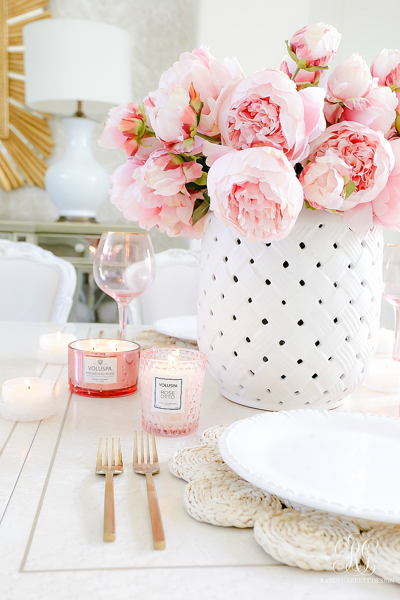 Beautiful Candle Styling Tips