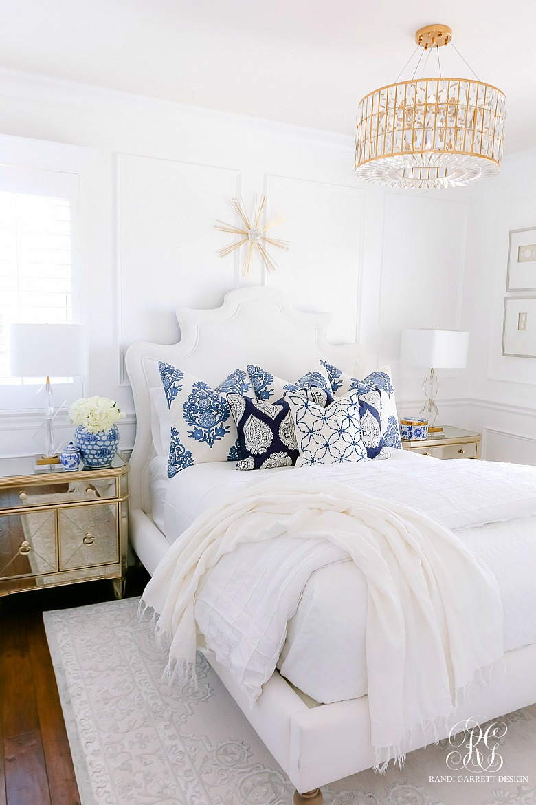 How to Create a Luxurious Summer Bed