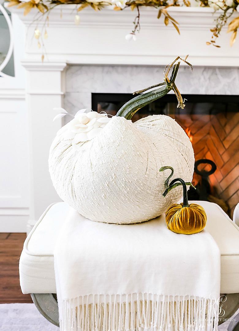 designer pumpkin