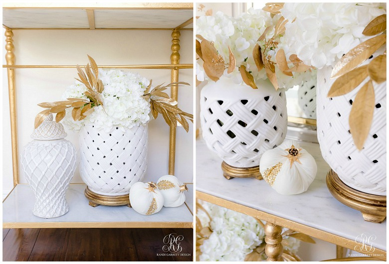 Golden Harvest Fall Home Tour