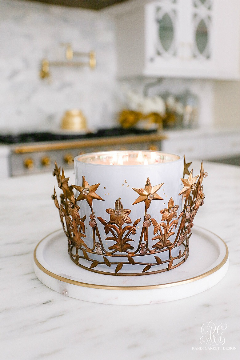 crown candle