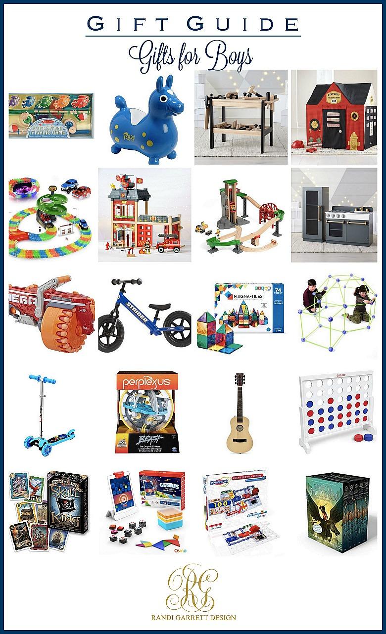gift guide for boys