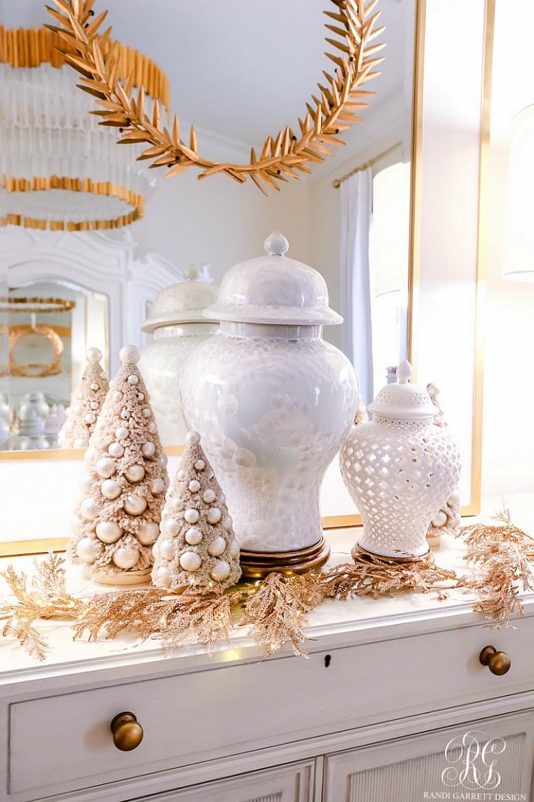 Oh Holy Night Christmas Home Tour - Home Offices
