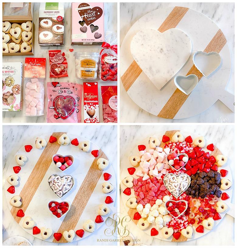 Valentine's Day Charcuterie Boards