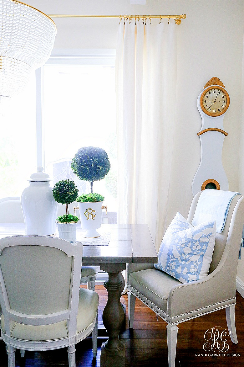 Southern Charm Inspired Spring Home Tour