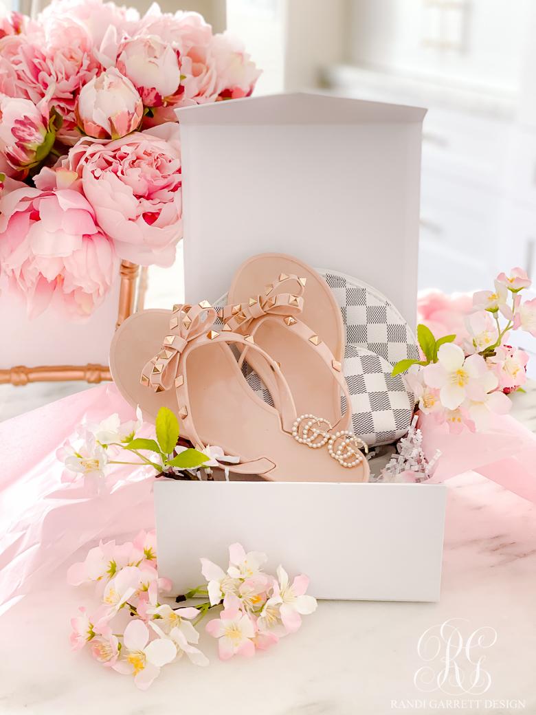 designer mothers day gift box