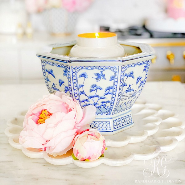 Spring Candle Styling Ideas