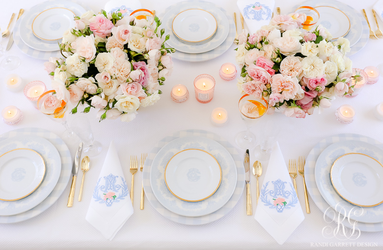 pretty mother's day table