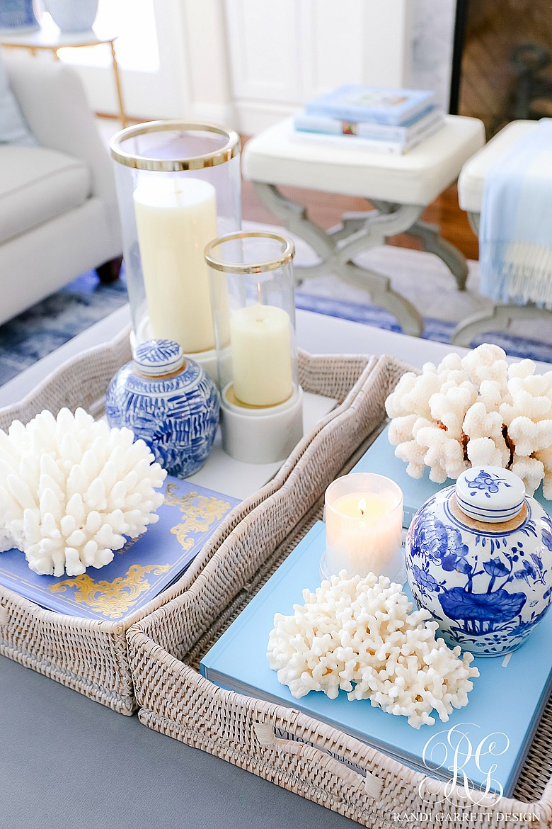 coffe table styling tips