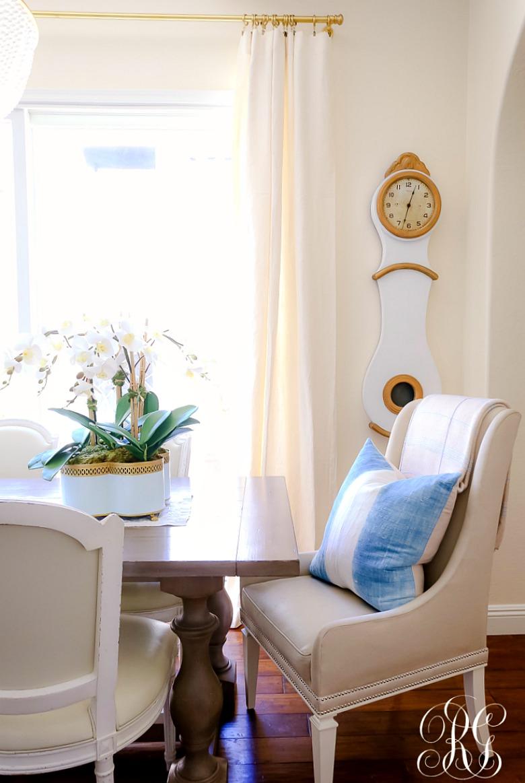 white orchid arrangement