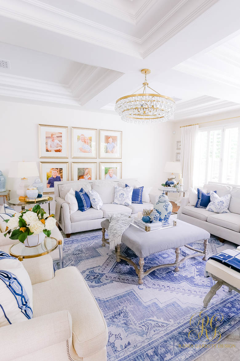 beautiful family room My Favorite Decor Pieces