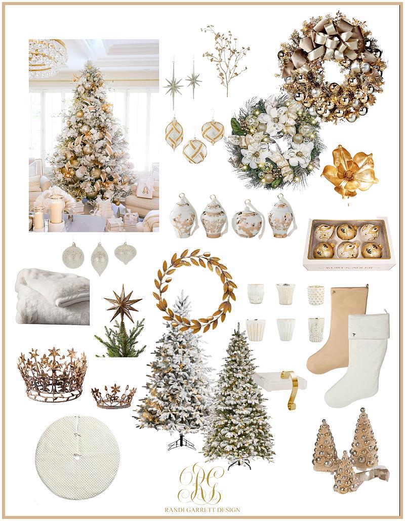 Christmas Color Schemes Randi Garrett Design