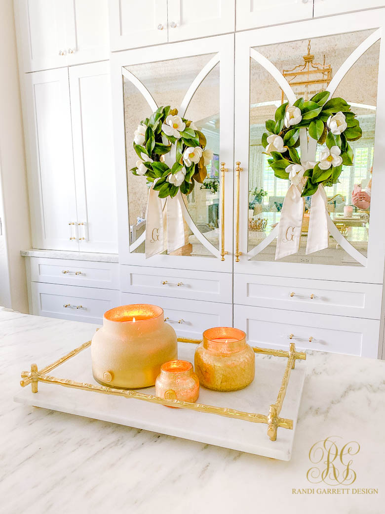 Tips to Glam up your Candles for the Holidays