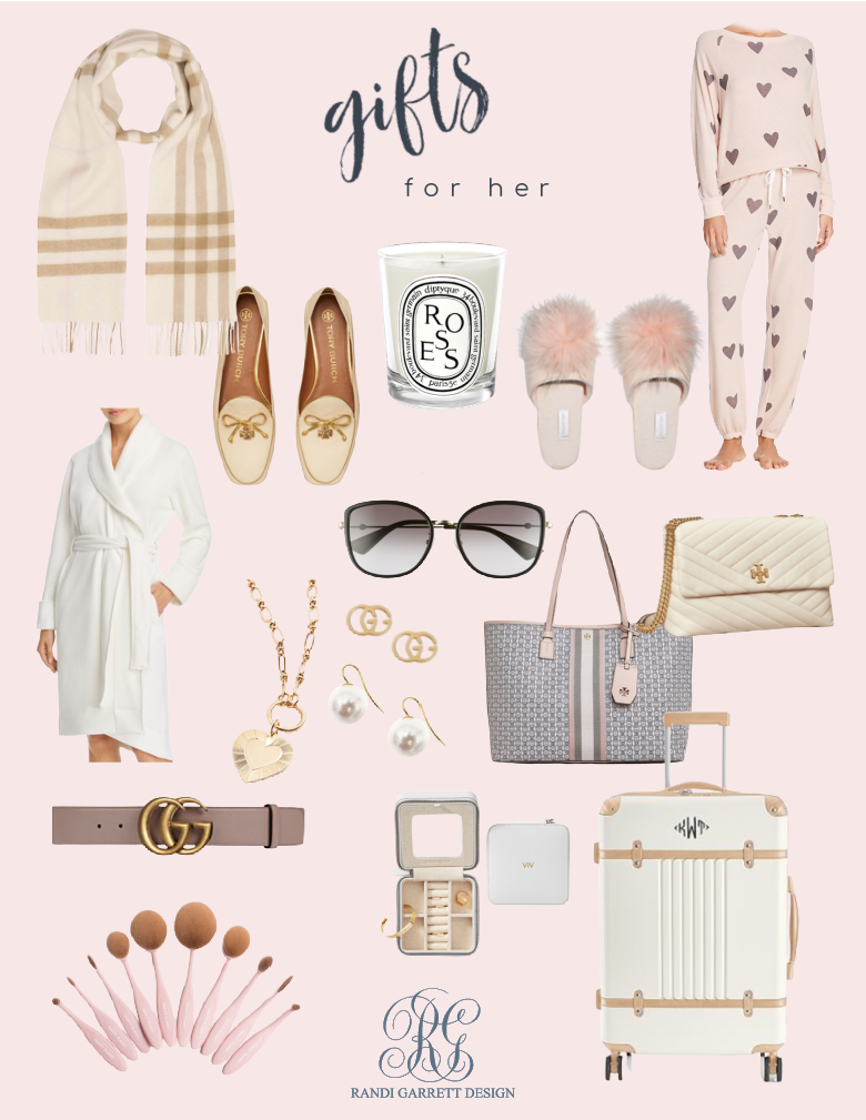 Christmas Gift Guides 2020 - gifts for her