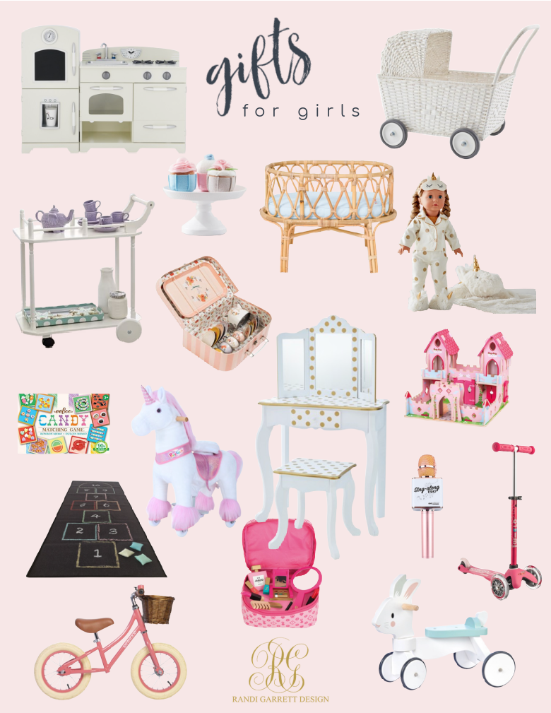 Christmas Gift Guides 2020 - gifts for girls