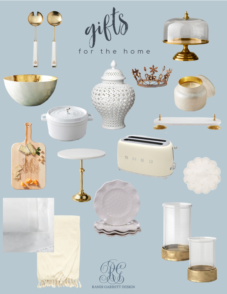 Christmas Gift Guides 2020 - gifts for the home