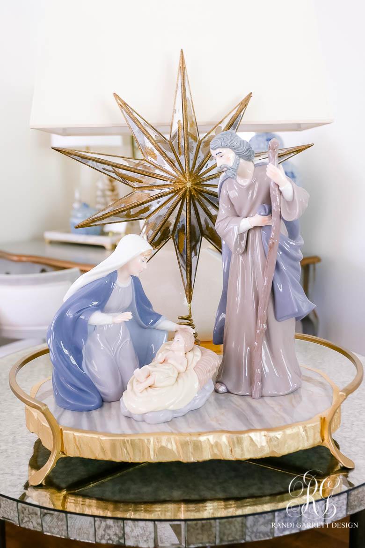 nativity Christmas decor