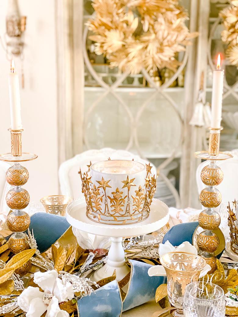We Three Kings Christmas Table