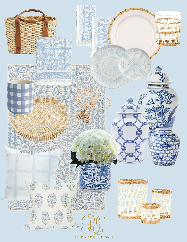 Tons of Spring Home Decor Favs