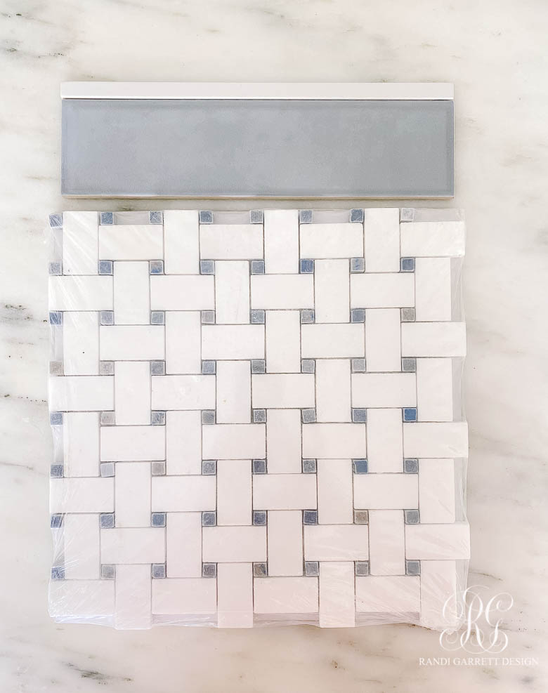 Dreamy Laundry Room Plans + Tile Selections