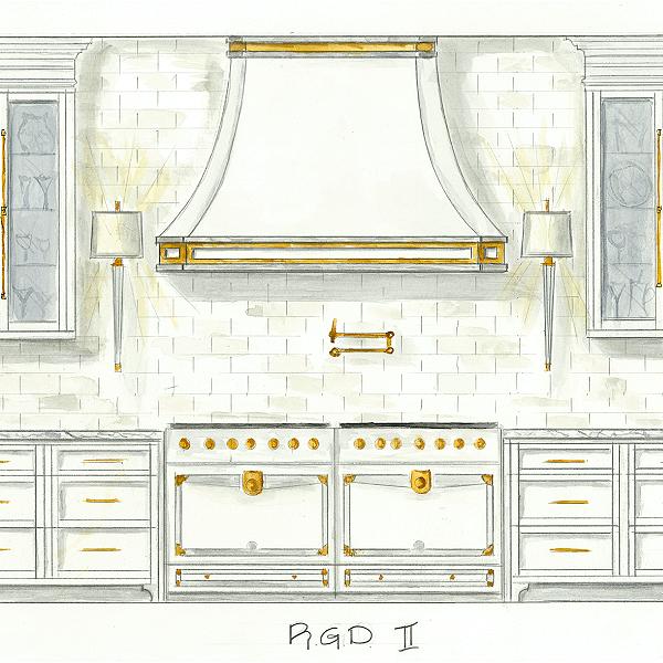 Dream Kitchen Mood Board