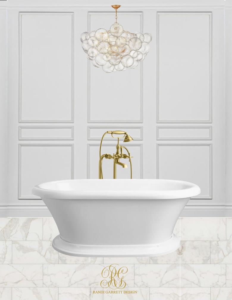 Dream Master Bathroom Mood Board + Sneak Peek