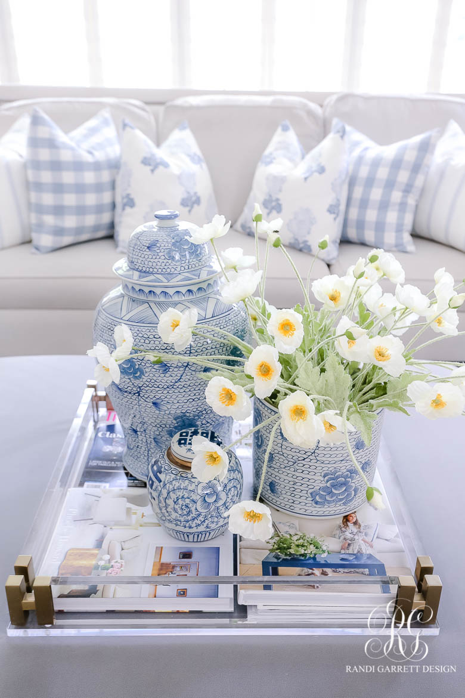 summer coffee table ideas