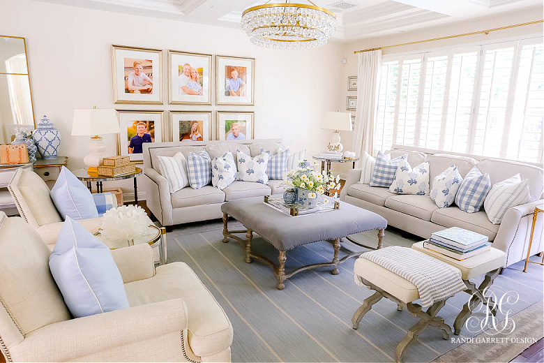 9 Summer Home Decor Styling Tips + Summer Home Tour