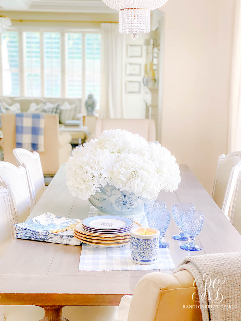8 Summer Home Decor Styling Tips + Summer Home Tour